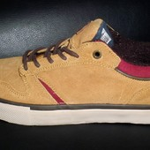 39 40 Замшевые песочные ботинки  Quiksilve