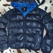 Стильная брендовая фирменная курточка зима Mish Mash .Унисекс . s-m