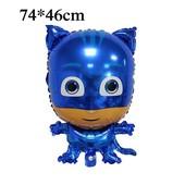 Герои в масках. Воздушные фольгированные шары 74 см.