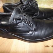 (№і286)фирменные кожаные туфли 41 р Kebo sport