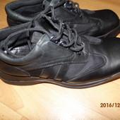 (№і305)кожаные туфли 41 р