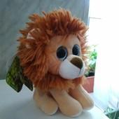 Лев, левчик тм левеня м'які іграшки, мягкие игрушки