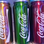Термокружка , термос с трубочкой Детский, подростковый и для взрослых Очень классные! Coca-Cola