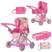 Детская коляска для кукол 9379/029 Melogo