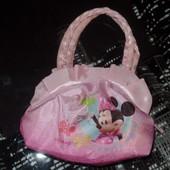 Маленькая сумочка Минни Маус