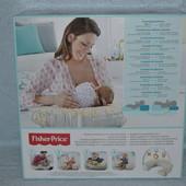 Fisher-price подушка для кормления 4 в 1