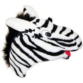Карнавальный костюм зебры, детская шапочка и маскарадный жилет