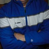 Спортивная мастерка кофта  фирменная Jako.хл