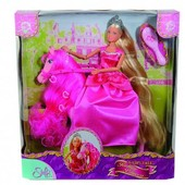 Штеффи Принцесса с конем от Simba