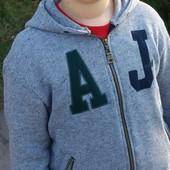 Спортивная кофта Armani Junior,рост 140 см(9-10 лет).