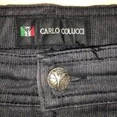 Мужские штаны джинсы брюки 56-58 размера Carlo Colucci