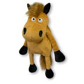 Детский рюкзак Лошадь, конь, мягкая игрушка