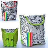 Рюкзак раскраскаMK 0726