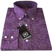 Мужская повседневная рубашка Relco (London) Relco 60 S