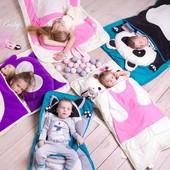 Слипики это постельное белье, одеяло, подушка, спальник 4в1