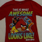 футболка 134 см (8-9лет) Rebel
