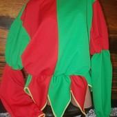Карнавальная кофта скомороха (Бельгия) 50-52 размер