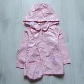 Стильный дождевик для девочки. Размер 1.5-2 года. Состояние: новой вещи, не ношенный.