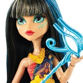 Monster High dance the fright Away Cleo De Nile doll