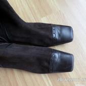 Італійські чобітки чулки 38р. 24.5-25см