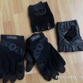 Camelbak дві пари фірмових стильних перчаток