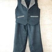 Нарядный костюм для мальчика 4-х лет