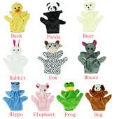 Игрушки-перчатки Звери