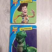 Книги история игрушек toy story