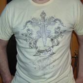 Фирменная брендовая стильная футболка Pride (Прайд) л-хл