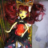 Шарнирная кукла Луна Мотьюс Luna интриги большого города Буу-Йорк boo york monster high монстер хай