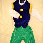 Карнавальный костюм Гнома 3-6 лет 98-122 см прокат!