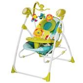 Кресло-качели с электроприводом