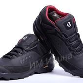 Зимние кожаные кроссовки Ecco Natural Motion Gtx Aero