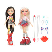 2 куклы Bratz 2 Pack  Cloe and Jade Dolls -цена за набор