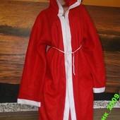Маскарадный наряд Санты от 50 до 60 размера