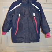 Куртка для дівчинки НМ на 3-4 роки