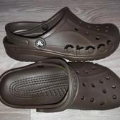 Crocs Baya Удобные тапки р M 9 W11 Оригинал