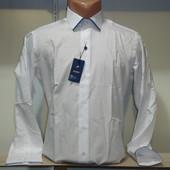 Мужская рубашка с длинным рукавом Passero, Турция. Разные цвета