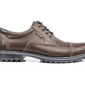 Туфли Мужские Кожаные (009к)