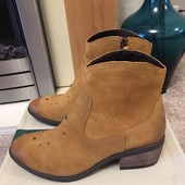 Clarks демисезонные ботинки 36. 5, 37, 38, 38. 5, 39, 40,