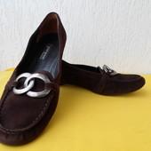 Туфли замшевие Paul Green р. 39