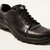Туфли Мужские Кожаные (056)