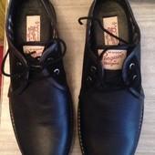 Туфлі шкіра Англія 43 р. 30 см