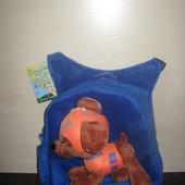 Детский рюкзачок Щенячий Патруль с игрушкой ( щенок Зума)