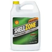 Shellzone тосол зеленый и красный