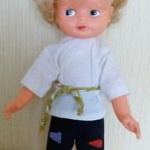 Кукла  Гдр 22 см
