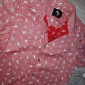 Стильная рубашка Cedar Wood State р.xs Сток