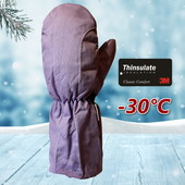 Лыжные детские рукавицы краги Thinsulate40 Walmart Сша