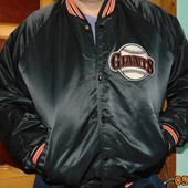 Стильная оригинальная курточка пилот бомбер Style Line (стайл лайн) Giants.л-хл