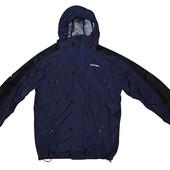 Мужская куртка 2in1 синяя черная с капюшоном Trespass tp75 tres-tex xl
